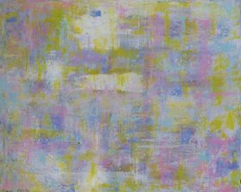"Lavender Sky 16""x20"" SOLD"